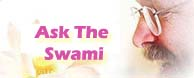 Ask the Swami english blog