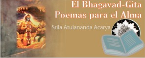 bhagavad gita poeams poems soul alma seva publishing editorial vrinda mission misión books libros