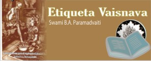 etiqueta vaisnava seva publishing editorial vrinda mission misión books libros