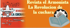 revolución cuchara vegetarianismo seva publishing editorial vrinda mission misión books libros